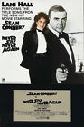 Never Say Never Again 5 Movie Poster Canvas Picture Art Print Premium A0 - A4 £5.99 GBP on eBay