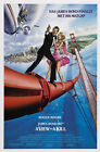 A View to a Kill 1 Movie Poster Canvas Picture Art Print Premium Quality A0 - A4 £2.49 GBP on eBay