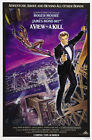 A View to a Kill 4 Movie Poster Canvas Picture Art Print Premium Quality A0 - A4 £15.66 GBP on eBay