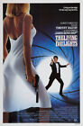 The Living Daylights 1 Movie Poster Canvas Picture Art Print Premium A0 - A4 £5.99 GBP on eBay