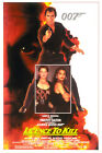 Licence to Kill 1 Movie Poster Canvas Picture Art Print Premium Quality A0 - A4 £15.66 GBP on eBay