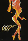 GoldenEye 4 Movie Poster Canvas Picture Art Print Premium Quality A0 - A4 £49.49 GBP on eBay
