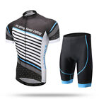 Mens Cycling Jersey Comfortable Bike/Bicycle Outdoor Womens jerseys & Shorts Set