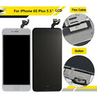 For iPhone6S Plus LCD Replacement Touch Screen Digitizer+Button Earspeaker A1634