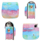 Vintage Camera Case Bag PU leather Cover Protector For FujiFilm Instax Mini 8/9
