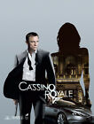Casino Royale 8 Movie Poster Canvas Picture Art Print Premium Quality A0 - A4 £15.66 GBP on eBay