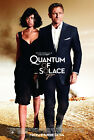 Quantum of Solace 4 Movie Poster Canvas Picture Art Print Premium A0 - A4 £2.49 GBP on eBay