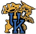 "University Of Kentucky Wildcats Ncaa Color Decal Sticker -you Choose Size 2""-28"""