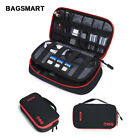 BAGSMART Electronic Accessories Thicken Cable Travel Organizer Bag Portable Case