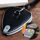 Guitar Pick Wallet Bag Plectrum Case Install Up to 24 Pick Guitar Accessories HJ