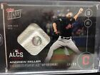 RELIC CARD 34/99 - ANDREW MILLER WINS ALCS MVP - TOPPS NOW® 605B