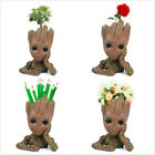 Guardians of The Galaxy Baby Groot planter Pen Flowerpot Tree Man Baby Action