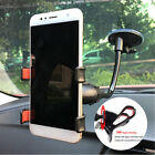 Car Auto Accessories 360° Rotating Cell Phone Windshield Mount Holder Universal
