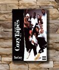 N1945 Asap Mob Cozy Tapes vol 2 Album 2017 Hip Hop 20x30 24x36 Silk Poster Art