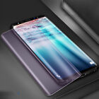 For Samsung Galaxy S8 S9 Plus Note 8 Full Cover Tempered Glass Screen Protector