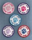 THERAPY DOG SHARE SOME LOVE Therapy Dog vest patch