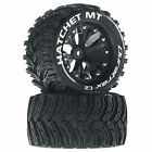 "Duratrax Hatchet MT 2.8"" 2 Wheel Drive Mounted Rear Tires Black (2) DTXC3526"