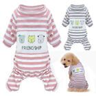 Внешний вид - Cozy Dog Pajamas Clothes Jumpsuit Sleepwear for Small Medium Dogs Cats Clothes