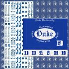 Duke University Scrapbook Kit Paper Stickers Sports Solution CHOOSE FROM 5 ITEMS
