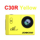 SOOCOO C30R 4K Sports Camera Wifi Gyro 30M Waterproof Adjustable Viewing Angles