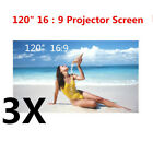 4K Mini DLP LED Projector 1080P Android WiFi Bluetooth Home Theater HDMI VGA USB