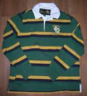 Green Bay Packers Land's End Titletown Rugy shirt Large
