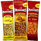 Munchies Peanuts, Select Flavor (32 pk.) ****NEW**** FREE SHIPPING/ FREE RETURNS