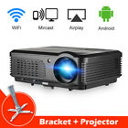 Built-in Speaker 4200lms Android Home Theater Projector Wire