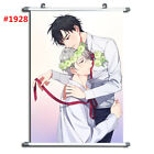 "Anime Yuri On Ice manga Wall Scroll Poster cosplay10""x14"" CD"