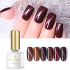 BORN PRETTY 6ml Cat Eye Gel Polish Caramel Glitter UV Gel Nail Art Gel Varnish