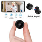 Mini Spy Camera HD 1080P Wifi Hidden Security Cam with Magnetic Rotation Mount