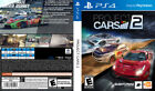 Project Cars 2 (playstation 4 Ps4) Replacement Case