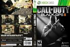 CALL OF DUTY BLACK OPS II 2 (XBOX 360) REPLACEMENT CASE