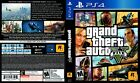 GRAND THEFT AUTO V 5 GTA (PLAYSTATION 4 PS4) REPLACEMENT CASE