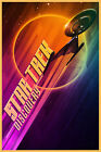Star Trek: Discovery 3 Movie Poster Canvas Picture Art Print Premium A0 - A4