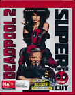 Deadpool 2 Super Duper Cut Blu-ray NEW digital