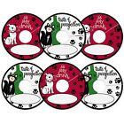 Personalized Wine Tags Drink Party Wine Glass ID Markers Stem Tags Set of 24