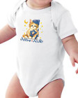 Infant creeper bodysuit One Piece t-shirt Nighty Night Kitten Kitty Cat k-3401