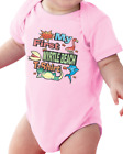 Infant creeper bodysuit One Piece t-shirt My First Myrtle Beach T-Shirt k-684