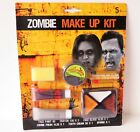 Day Of The Dead Vampire Zombie Make Up Face Paint Blood Cream Halloween Costume
