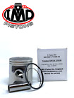 YAMAHA TZR125 TZR250 PISTON KIT (1) +0.5mm NEW MADE IN JAPAN RiK 56.9mm