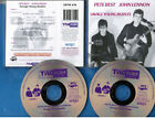 BEATLES: SAVAGE YOUNG BEATLES (aka: JOHN LENNON & PETE BEST 2-CD set) ROCK imort