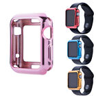 Ultra-Slim Electroplate TPU Soft Case Cover For Apple Watch Series 3 38mm/42mm