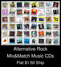 Alternative Rock(13) - Mix&Match Music CDs U Pick *NO CASE DISC ONLY*