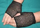 FINGERLESS MITTS Gloves Victorian Civil War Hand-Crochet  Many Colors 100%Cotton