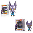 Dragonball Z #120 Metallic Beerus Funko Pop Resurrection F Dragon Ball Vinyl Toy