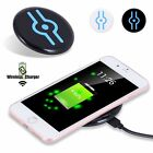2018 Qi Wireless Charging Pad Charger For iPhone X Samsung Galaxy S8 HTC Nexus 7