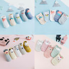 Внешний вид - 5 Pairs/set Lovely Baby Newborn Infant Toddler Kids Soft Cotton Socks 0-3 Years