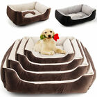 Large Pet Dog Cat Bed Puppy Cushion House Soft Warm Pet Kennel Dog Mat Blanket