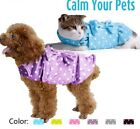 Dogs Cats Apparel Calm Anti-Anxiety Accessories Supplies Stress Relief Coats